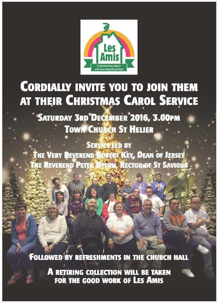 Christmas Invite Page 1
